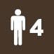 4 Personnes