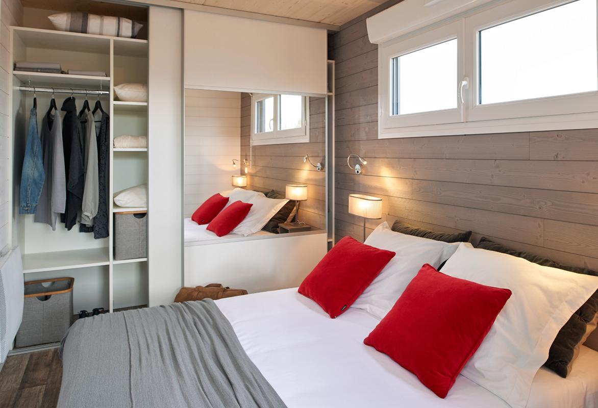 Kubio 50 m² - chambre parentale