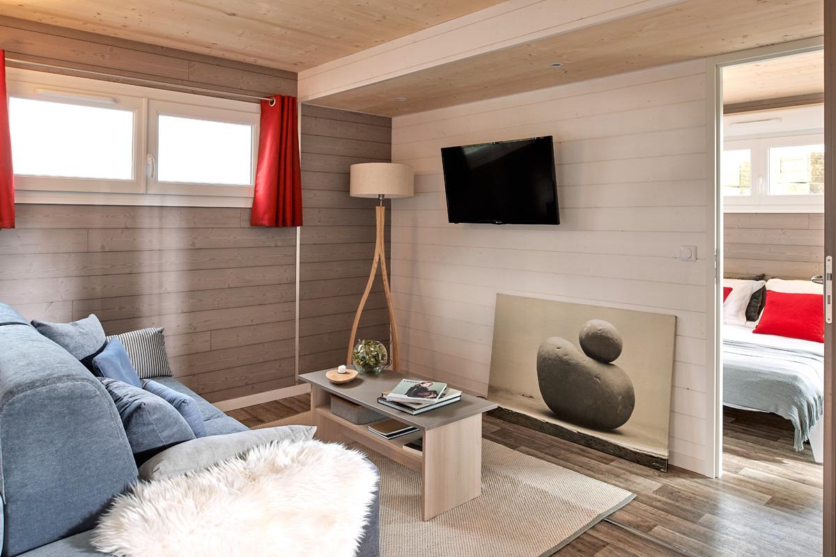 Kubio 50 m² - salon