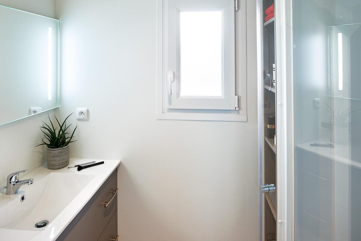Kubio 50 m² - salle de bains