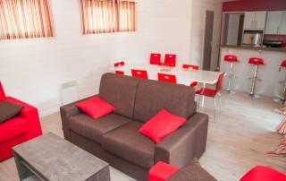 Kubio 76 m² - salon
