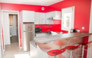 Kubio 76 m² - cuisine