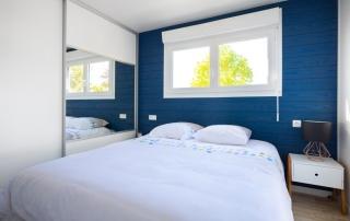 chalet bois moderne 50m² - 2 chambres