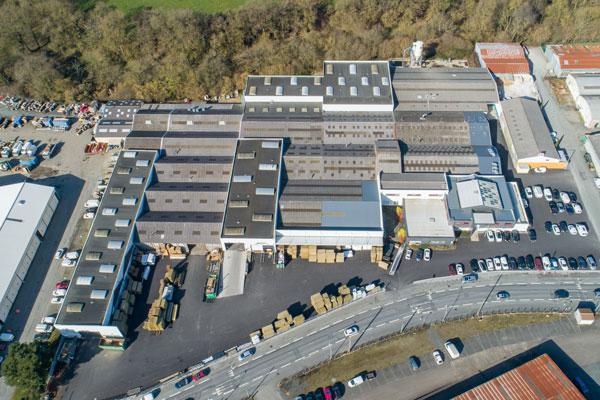Usine de Montage - Logis de Montaigu - 14 000 m²