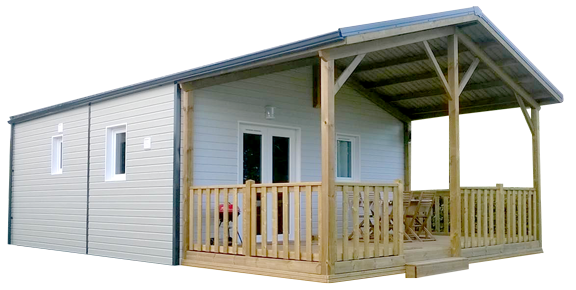 fabricant chalet bois traditionnel HLL